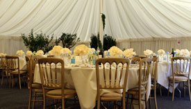 rentals for wedding