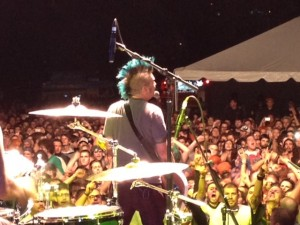 Fat Mike from NOFX