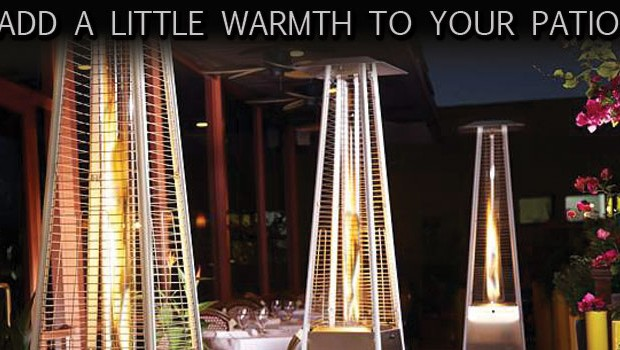 Patio Heater for rent