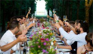 outdoor wedding trends