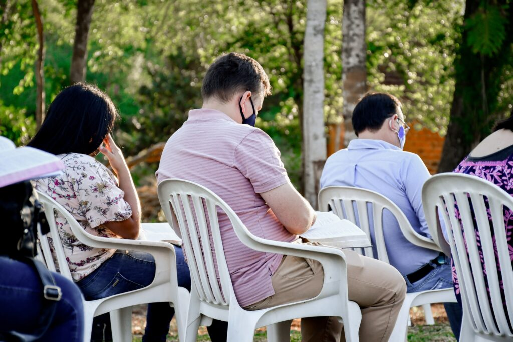 Preparing for Social Distancing During Spring with Outdoor Meetings